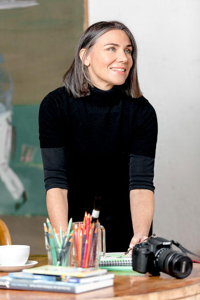 Dr. Anna Laukner - Tierärztin, Autorin & Illustratorin