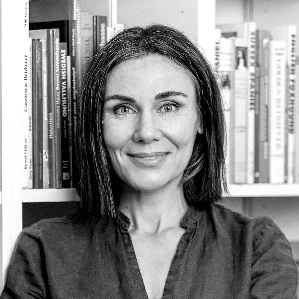Dr. Anna Laukner - Autorin & Illustratorin